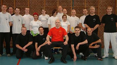 WingTczun seminar by Sifu Edgar Zimmermann – Enschede/ NL, 2008