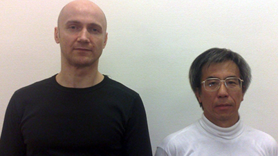 With Sifu Tang Chun Pak - Amsterdam/ NL, 2008