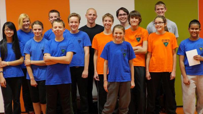 EWO Juniors Almelo with Arnold Wientjes – Almelo/ NL, 2013