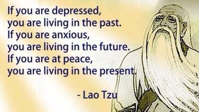 Lao Tzu at EWO - Past, Future and Present